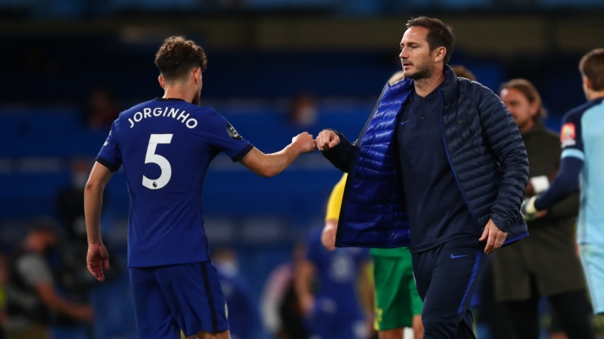 Lampard wasn't ready for Chelsea job - Jorginho