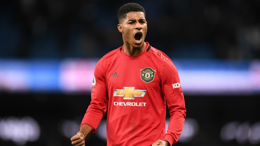Man Utd star Rashford can emulate Ronaldo, says Solskjaer