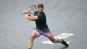 I want to improve everything – Nadal in bullish mood as he sets sights on first Paris Masters title