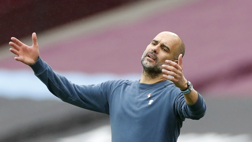 Guardiola confident Manchester City will soon get back to their best