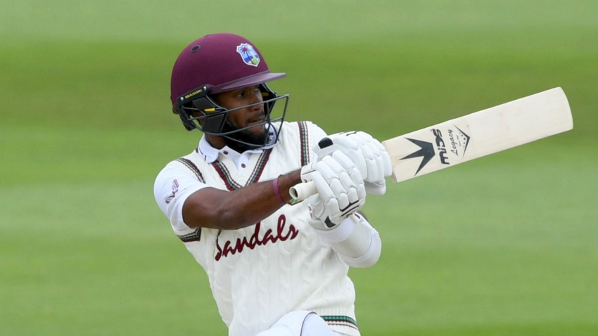 West Indies tighten grip on first Test