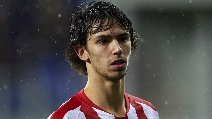 Joao Felix feeling 'economic' pressure of Atleti move but can shine like Griezmann - Xavier