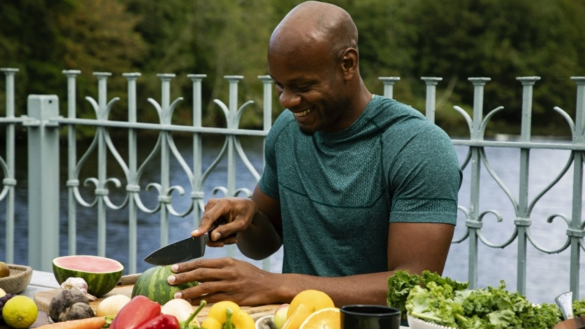 Asafa Powell launches fitness and health website