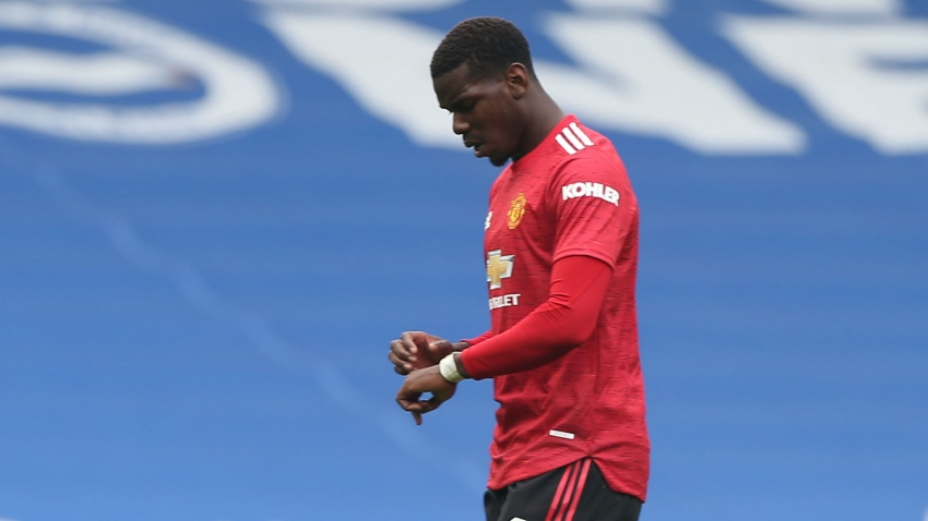 Pogba still not fully fit but will come good for Man Utd - Solskjaer
