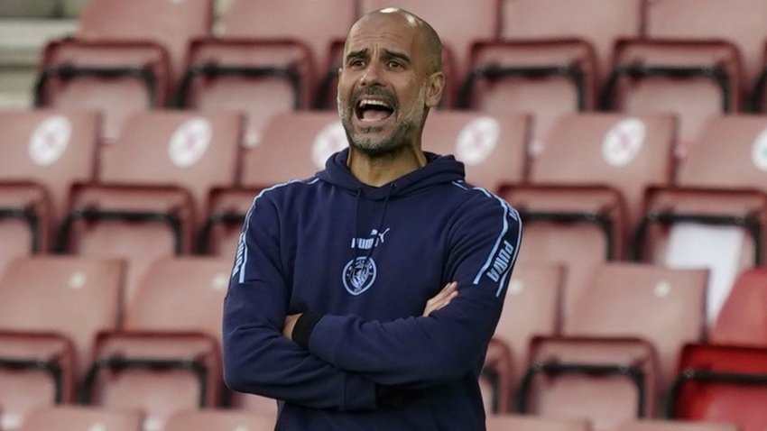 Guardiola: Man City defeat not a question of needing new players
