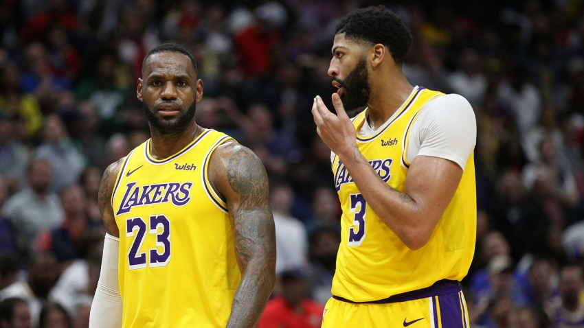 NBA Finals: LeBron, Davis among Lakers greats – duo's dominance in Stats Perform data