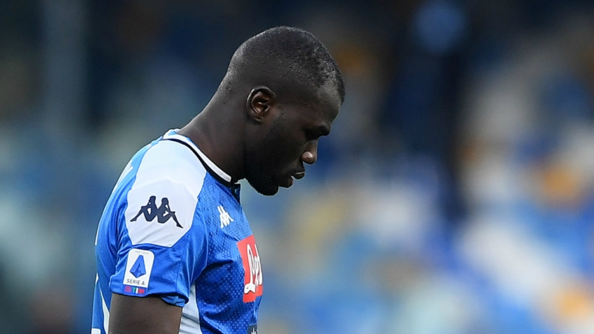 Gattuso: Koulibaly a doubt for Barcelona
