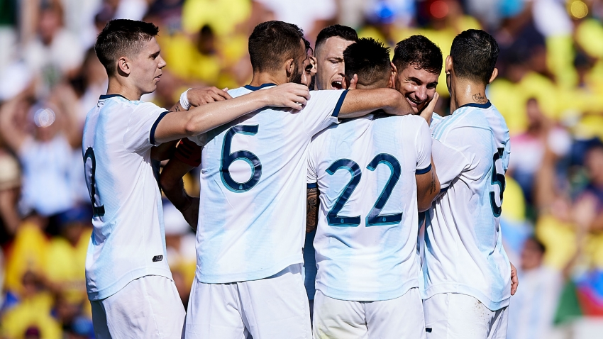 Ecuador 1-6 Argentina: Acuna the inspiration as Scaloni's men cruise