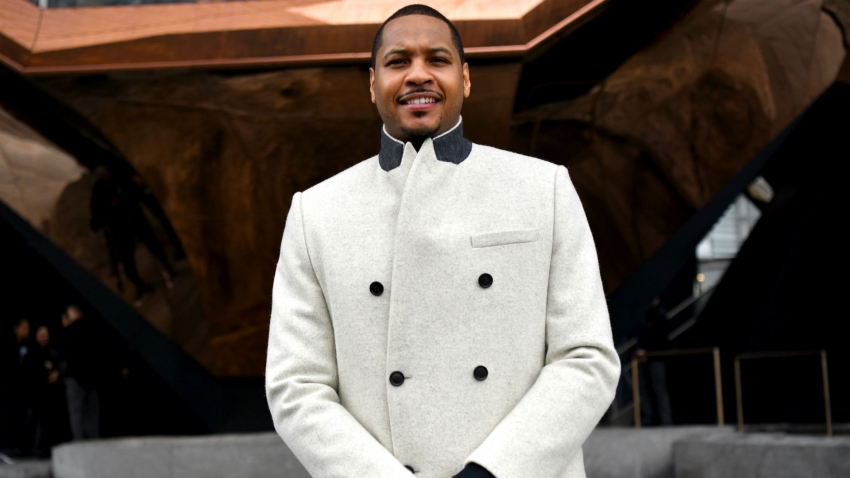 Carmelo Anthony officially joins Portland Trail Blazers