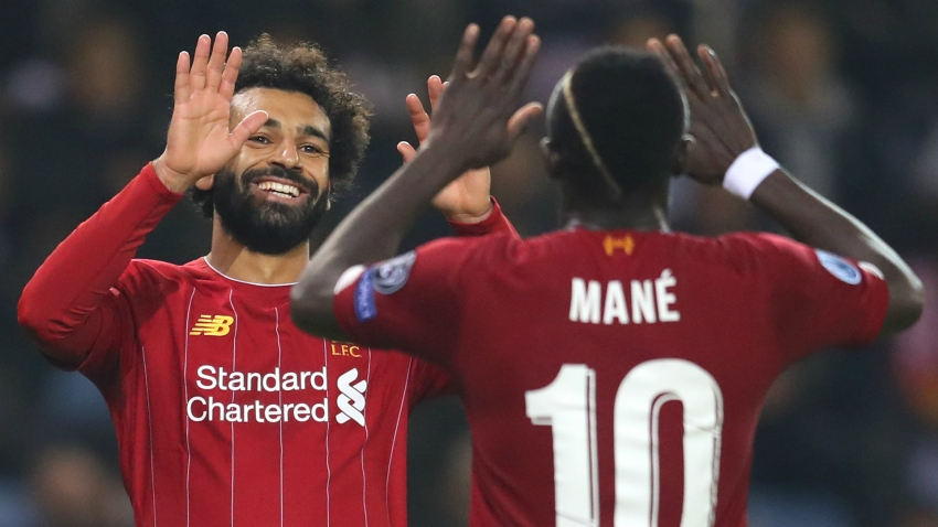 'They make everything easy' - Liverpool star Mane hails Salah and Firmino