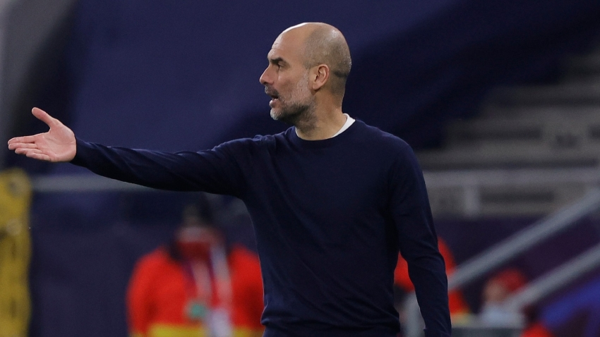 Guardiola demands Man City become more clinical in Champions League
