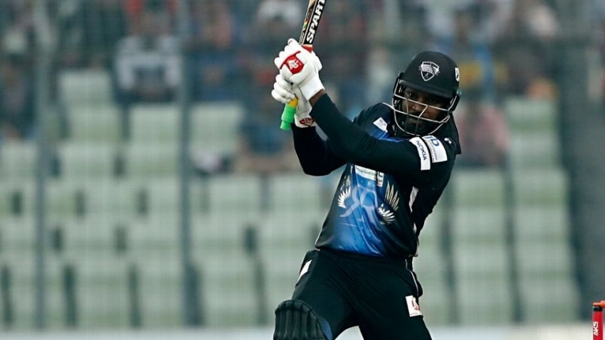 Rangpur coach Moody backs Gayle to break out of slump