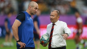 England reveal Jones' new-look coaching team