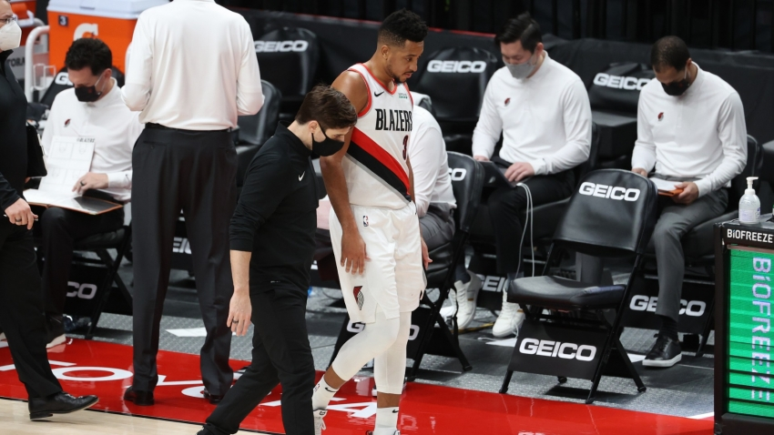 McCollum out for at least four weeks as Trail Blazers suffer another injury blow