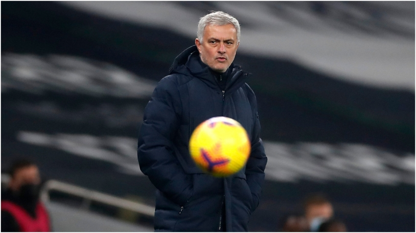 Mourinho: Century of goals 'not bad' for 'very negative' Tottenham