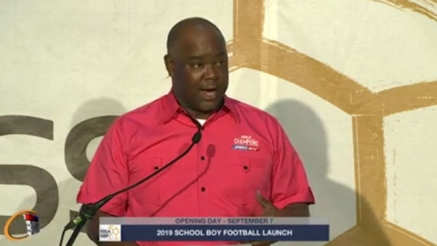 SportsMax takes special pride in schoolboy football admits company CEO McIntosh