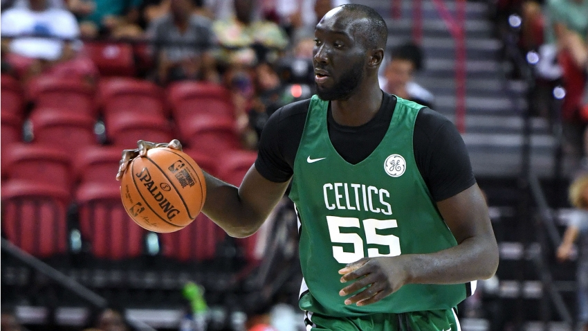 Tacko Fall could make Celtics' roster, says GM Ainge