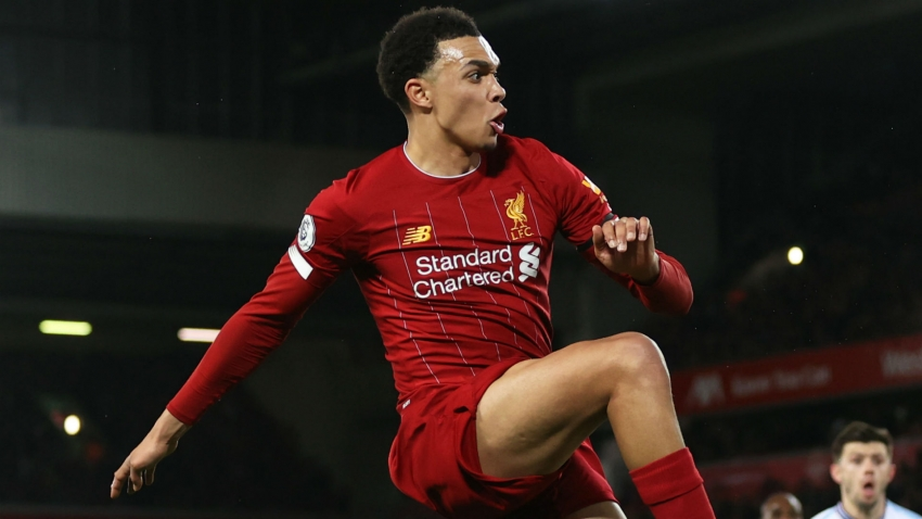 Alexander-Arnold explains 'freedom' to attack after assisting Anfield fightback