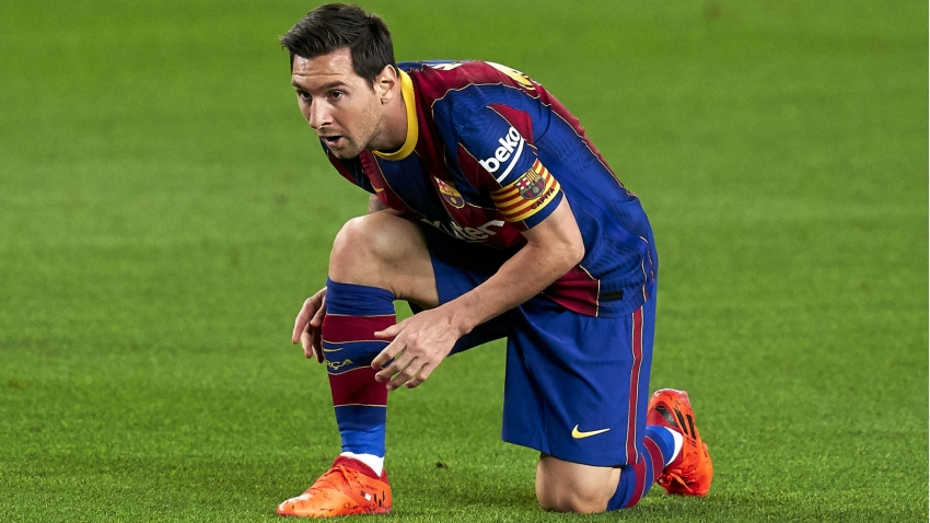 Messi ready to move on with Barcelona - We all have to be united
