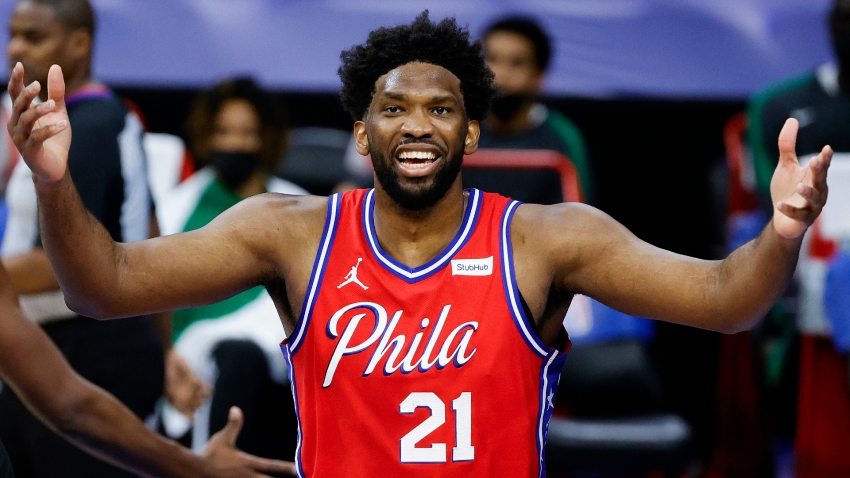 Embiid dazzles for 76ers as Rivers senses 'chemistry' building