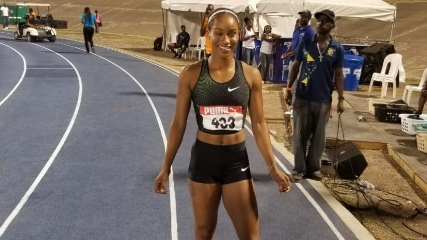 Briana Williams withdraws from Jamaican championships citing illness