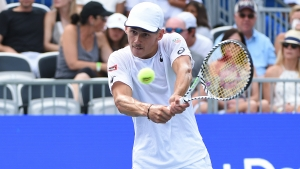 De Minaur claims second ATP title at Atlanta Open