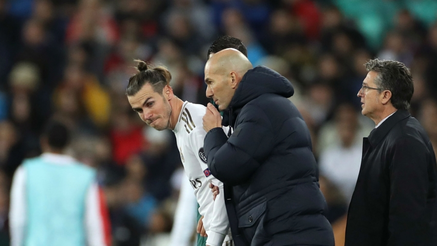 I'll always defend my Madrid players – Zidane stands by Bale