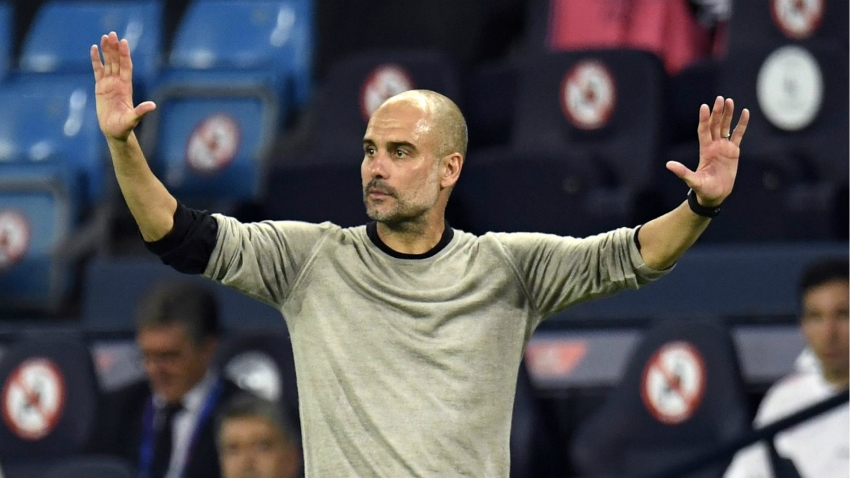 Guardiola can enhance Man City legacy with Champions League win - Cole