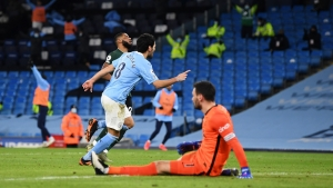 Manchester City serene against sorry Spurs as roles are reversed at the Etihad