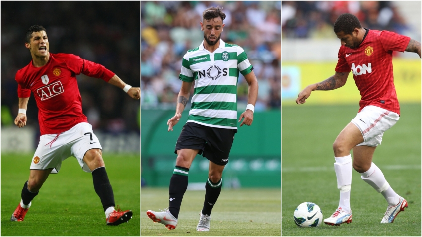 Bruno Fernandes to Man Utd: From Ronaldo to Bebe - All the players to swap Portugal for Old Trafford
