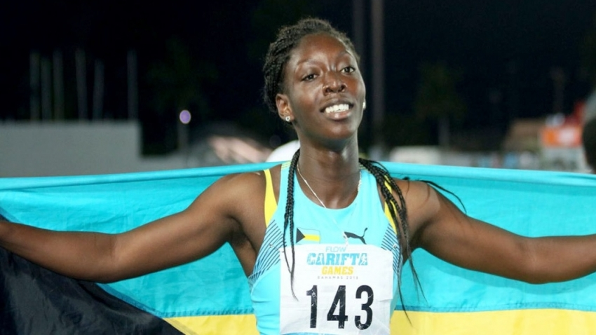 Bahamas' Anderson, Jamaica's McPherson win 400m bronze at Pan Am U20 Champs