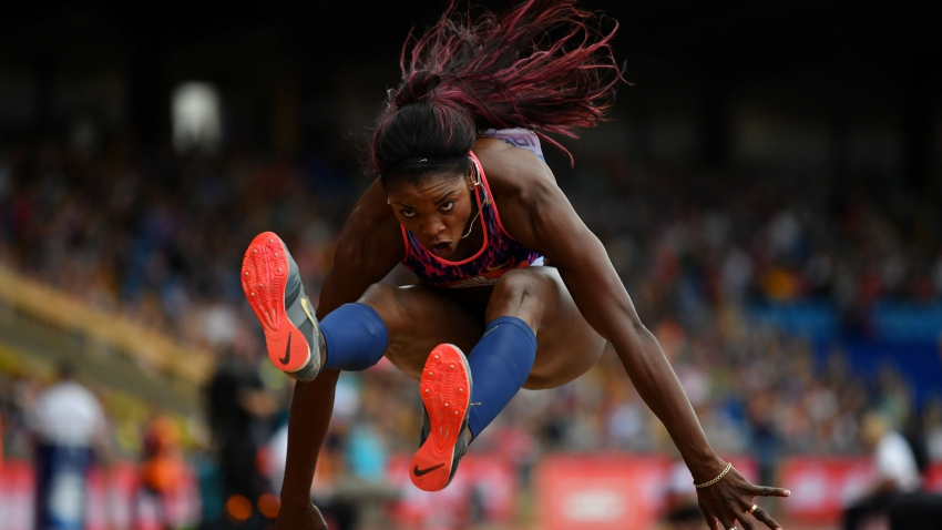 Ibarguen makes Diamond League history as Coleman wins 100m title