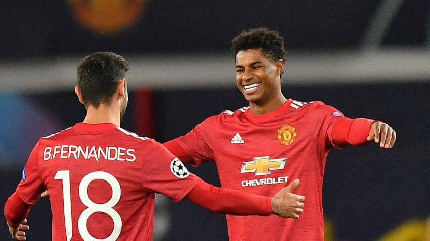 Manchester United 5-0 RB Leipzig: Rashford hat-trick secures emphatic victory