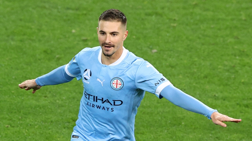 Melbourne City 4-1 Adelaide United: Maclaren sets goals record as leaders go 11 clear