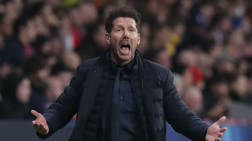 Simeone has no problem with Atleti celebrating victory over Liverpool