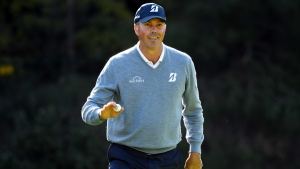 Kuchar leads Genesis Invitational as Tiger Woods shoots 69