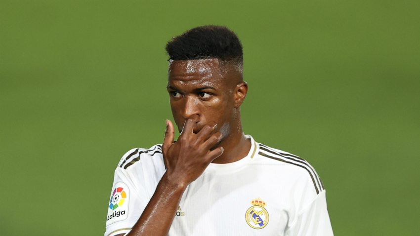 Vinicius: I had two days to choose between Real Madrid and Barcelona
