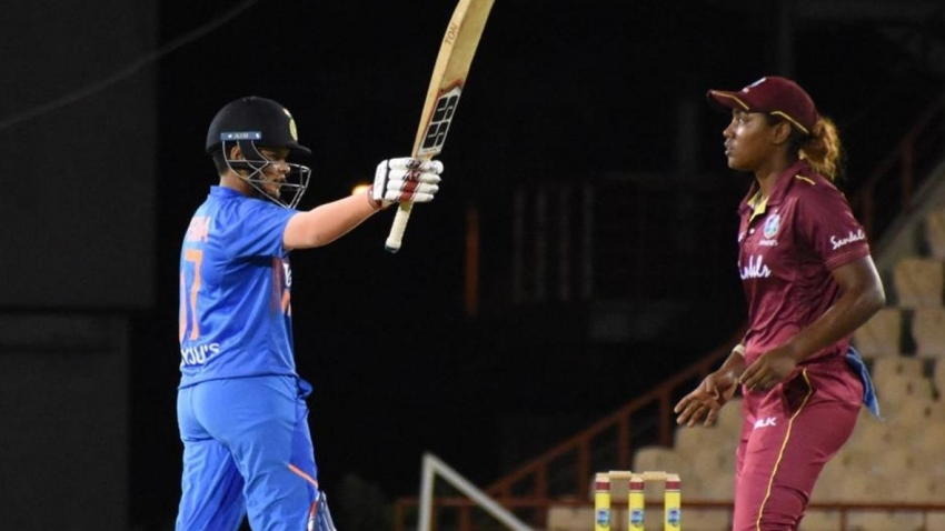India crush Windies Women again, cruise to 2-0 series lead