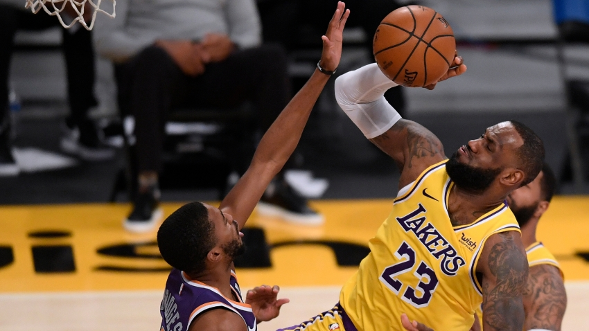 LeBron James to miss first game this season after Lakers defeat