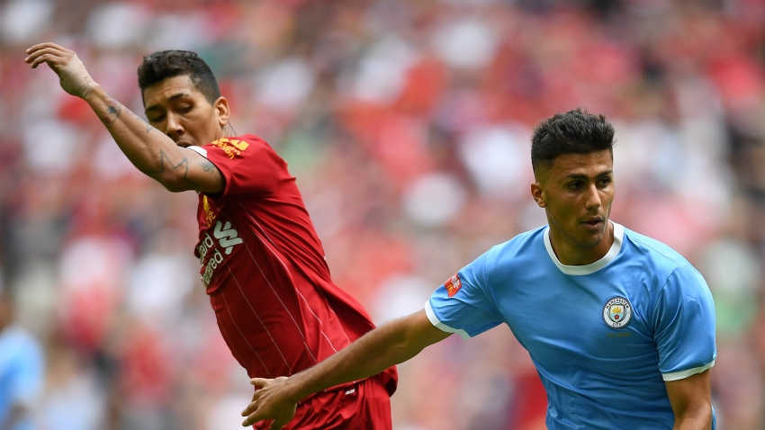 Liverpool best team I have faced but Manchester City will not quit, says Rodri