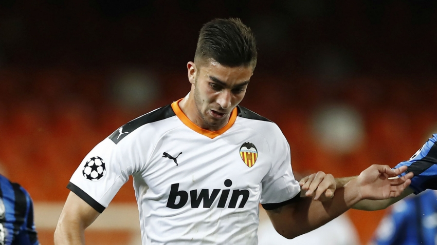 Man City signing Ferran Torres: 'Crooked' Valencia staff trying to smear my image