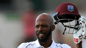 Chase stars as Windies start new era with emphatic win