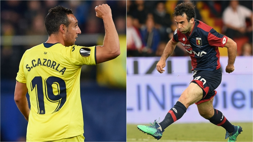 Rossi inspired by Cazorla as former Villarreal star targets return to elite football