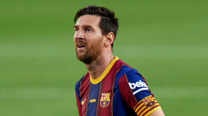 Bartomeu on Messi: I couldn't let the best player in the world go