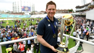 Morgan's future depends on his drive and desire, says Strauss