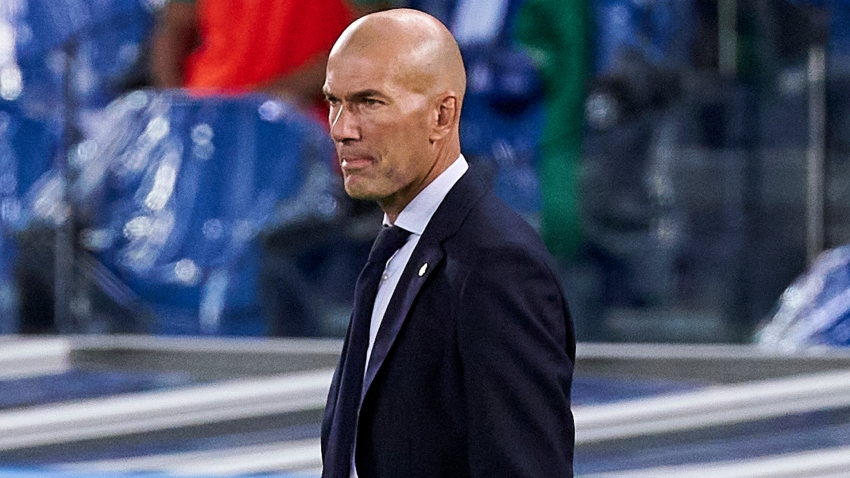 Barcelona still have a squad capable of challenging – Zidane