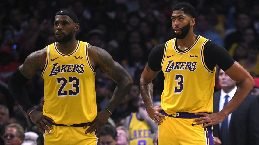 Anthony Davis 'trying to figure it out' with LeBron James after loss to Clippers