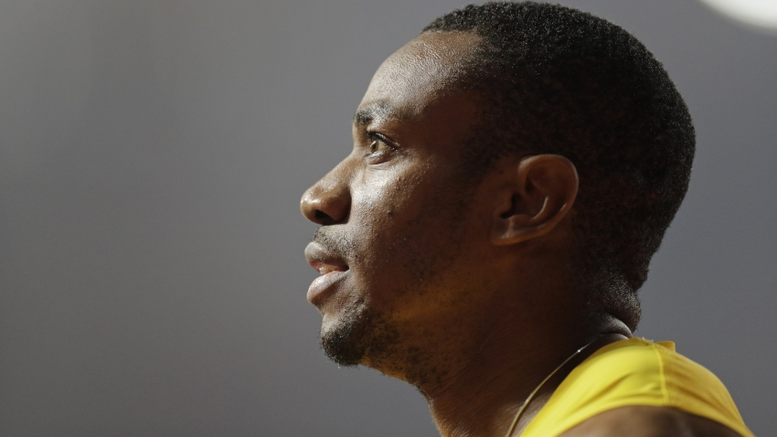 Was Yohan Blake being envious when he said he was overshadowed by Bolt?