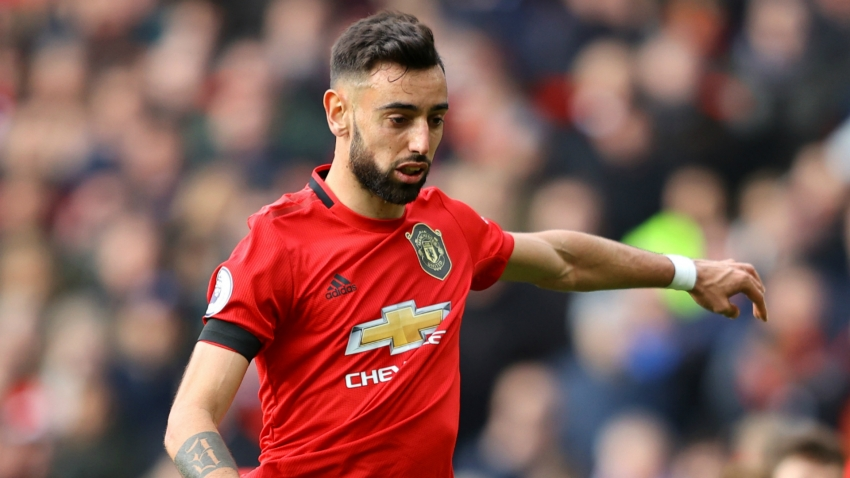 Manchester United 3-0 Watford: Bruno Fernandes masterclass sends Red Devils fifth