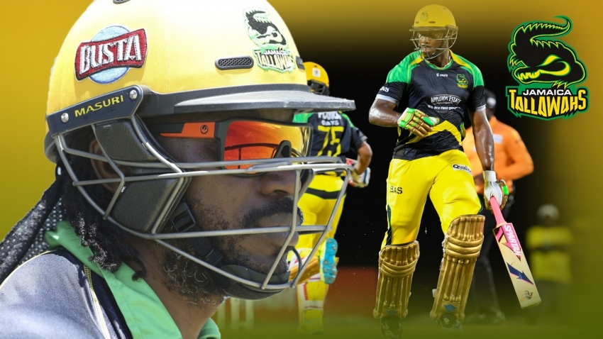 Still supporting Gayle-less Tallawahs